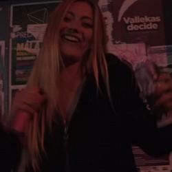 Convencemos a Catalina a grabar una porno ¿Quieres ser tu la siguiente?