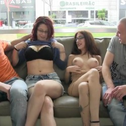 Swinger Lives: We mess it up in every corner of a hotel Another play we can't come back to!