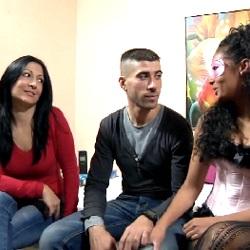 Su novia le regala una mulata por su cumpleaños: Carla, la novia que todos quisiéramos tener.