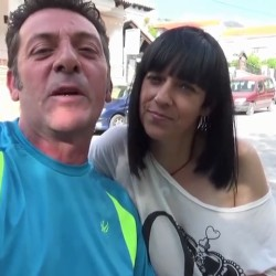 We are Yoli and Paco, I LIKE WHEN OTHER DUDES FUCK MY WIFE. We go DOGGING so 4 dicks can fuck her