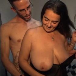 La TETONA Marta y su novio Pau, estaban deseando grabar su propia porno. PepePorn.com